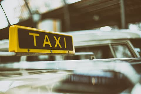 Taxi Kijkduin