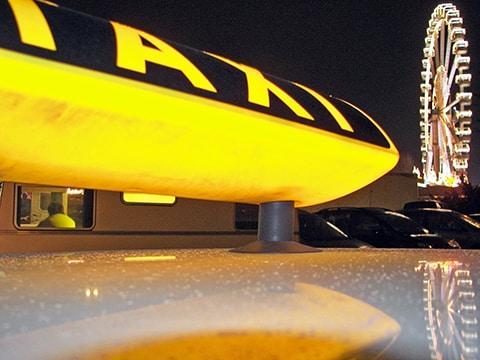 Taxi Scheveningen