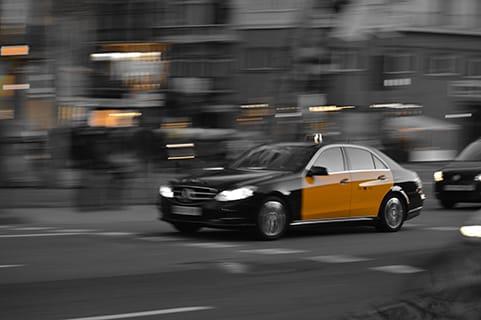 Taxi Westland